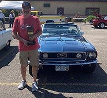 Cars for Neighbors Carsino fundraiser